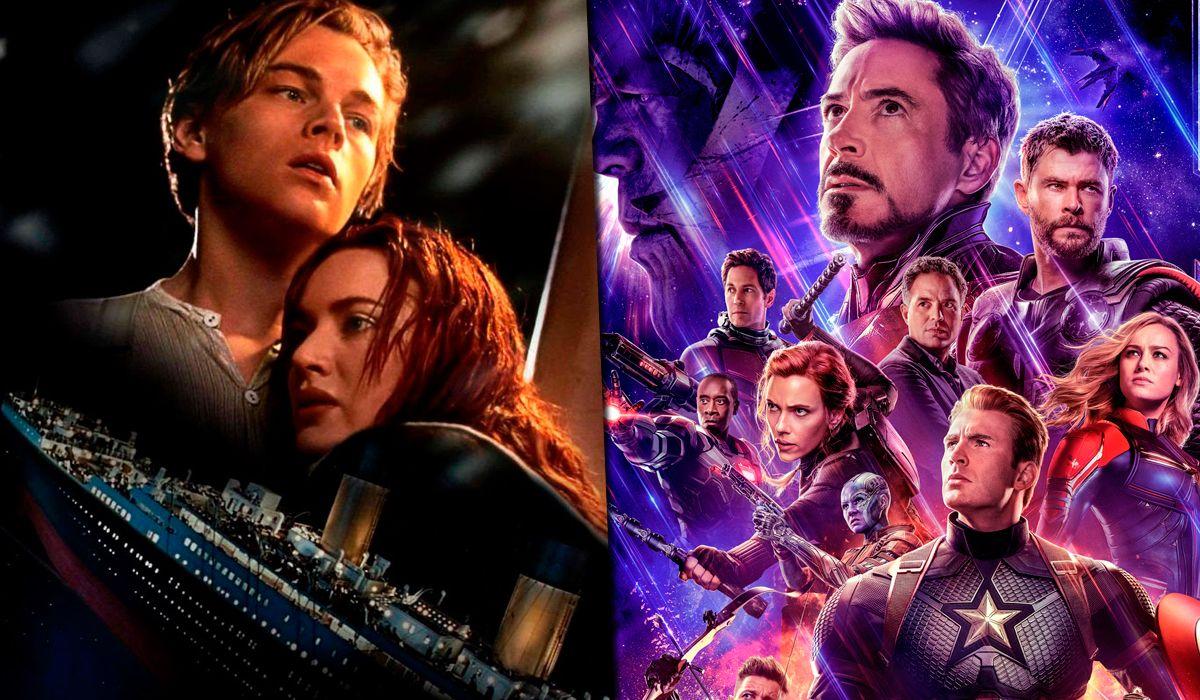El mensaje de James Cameron: Los Avengers hundieron mi Titanic