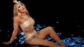 Con una letra empoderada, Jimena Barón estrenó el videoclip de La cobra