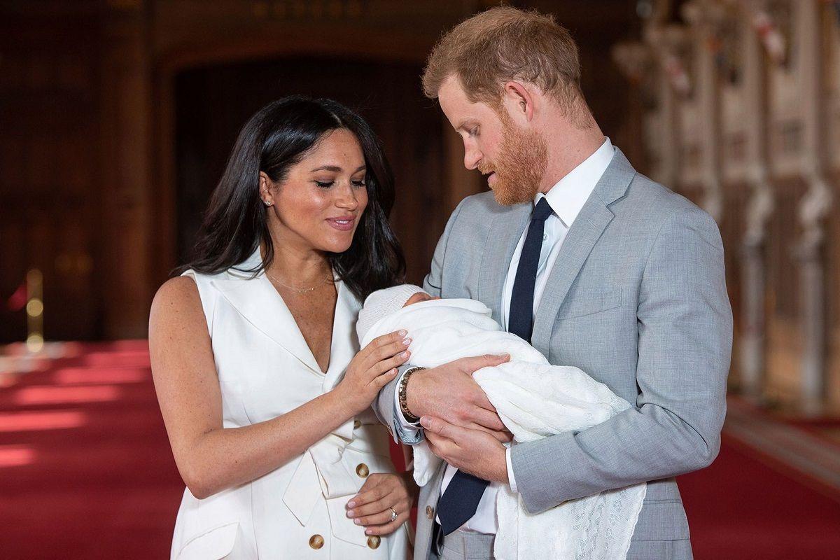 Las estrictas medidas de Meghan Markle y Harry para preservar a su hijo Archie