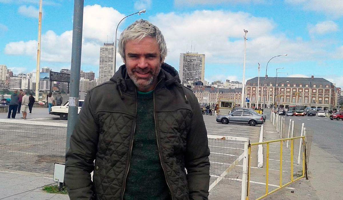 Se incendió el departamento del periodista Camilo García: Me salvaron mis perros