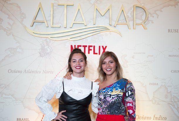 Julieta y Paulina Vetrano