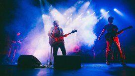 El mató, en vivo en el teatro Vorterix (Foto: Leandro Frutos)