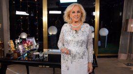 Mirtha Legrand reveló el mensaje que le envió María Eugenia Vidal por Enrique Sacco