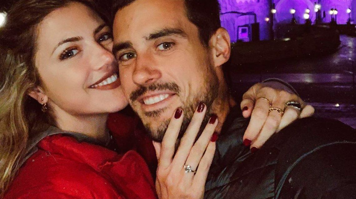 Stephanie Demner y Guido Pella se casan: el mensaje de la familia del tenista