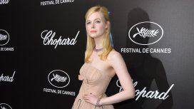 Una actriz de Hollywood se desmayó en el festival de Cannes por su apretado vestido
