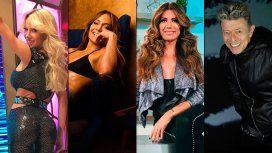 El Duki no es el primero: los famosos que cambiaron su nombre artístico
