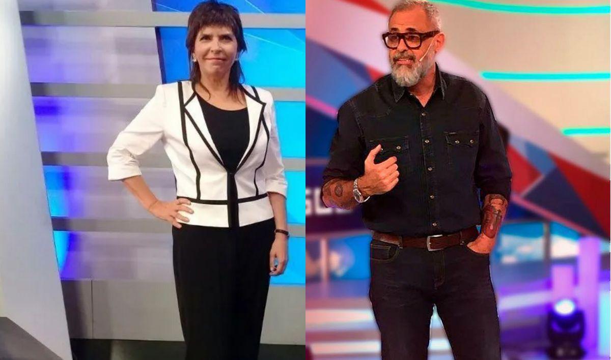 Silvia Mercado le mandó una carta documento a Jorge Rial