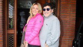 Rocío Oliva: Hablamos de tener hijos con Diego, teníamos los nombres