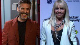 Leo Sbaraglia habló de los enojos de Claudia Villafañe sobre la serie de Maradona