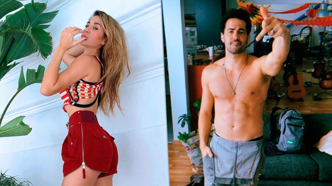 Los mensajes calientes entre Jimena Barón y Mauro Caiazza: Cuando te agarre...
