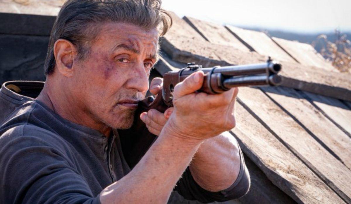 El nuevo y violento tráiler de Rambo: last blood