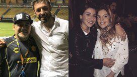 Matías Morla confirmó que Diego Maradona está en tratamiento médico y culpó a Dalma y Gianinna
