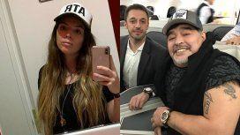Dalma Maradona explotó contra Matías Morla: Payaso con dientes postizos