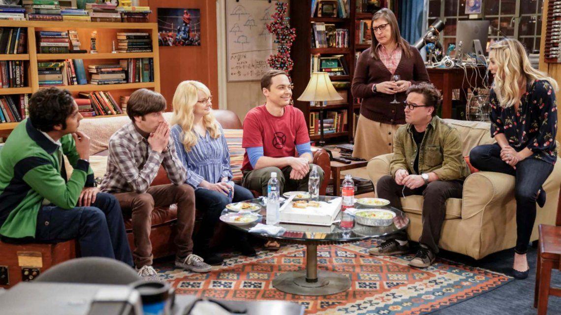 Termina The Big Bang Theory tras 12 temporadas