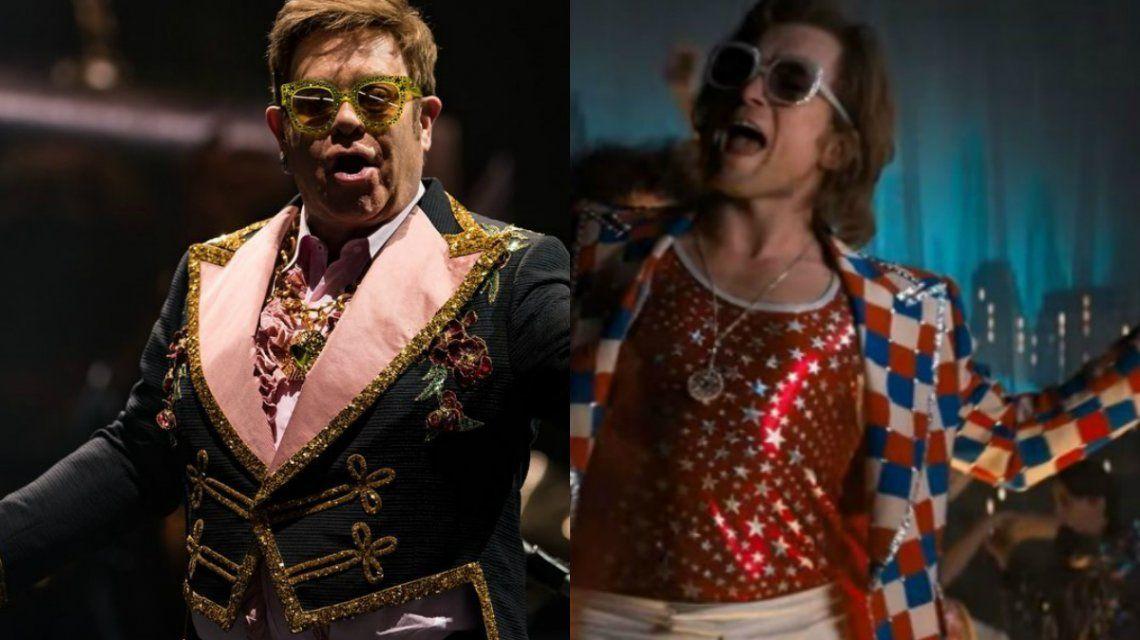 Censuraron la biopic de Elton John: el descargo del cantante