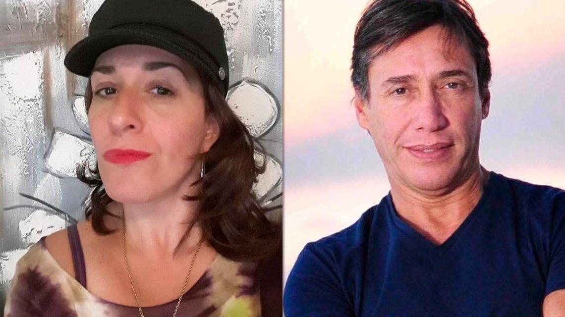 Fernanda Meneses denunció penalmente a Fabián Gianola por abuso sexual