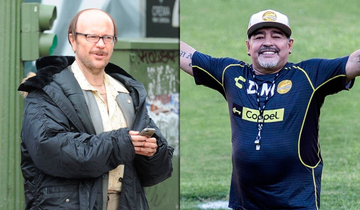 Santiago Segura: Me gustaría que Maradona participara en Torrente 6