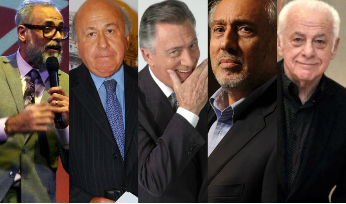 Jorge Rial, Jorge Jacobson, Gustavo Yankelevich, Gerardo Sofovich y feminismo: peleas y polémicas de Lucho Avilés
