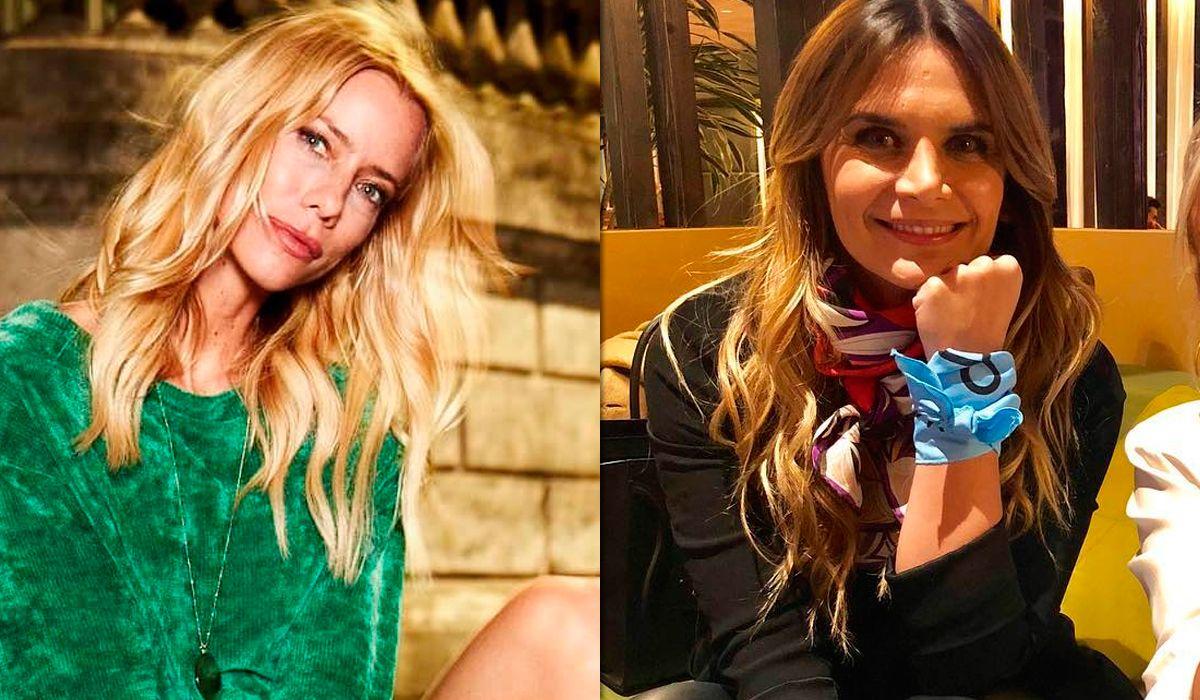 Nicole Neumann y Amalia Granata, furiosas por los pedidos por el aborto legal en los Martín Fierro