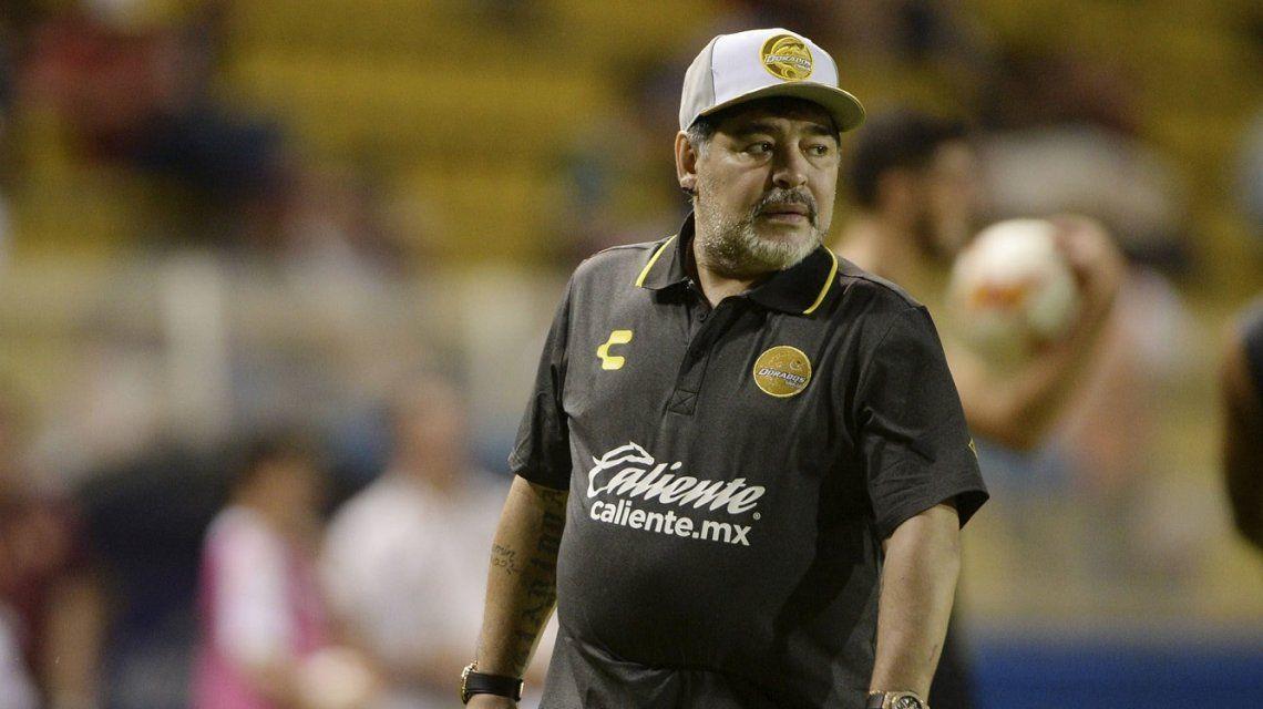 Preocupación por la salud de Diego Maradona: el comunicado de Matías Morla