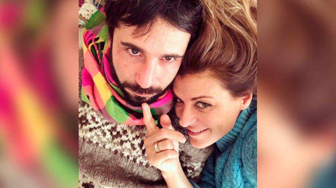 Eugenia Tobal está embarazada