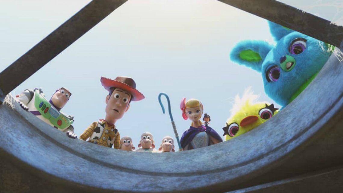 Toy Story 4 ya fue vista por más de 430 mil espectadores
