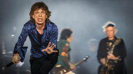 The Rolling Stones vuelven a los escenarios después de la operación de Mick Jagger