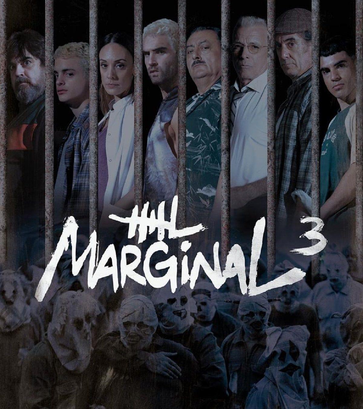 El Marginal 3 arrasó con el rating en su primer capítulo y les ganó a todos