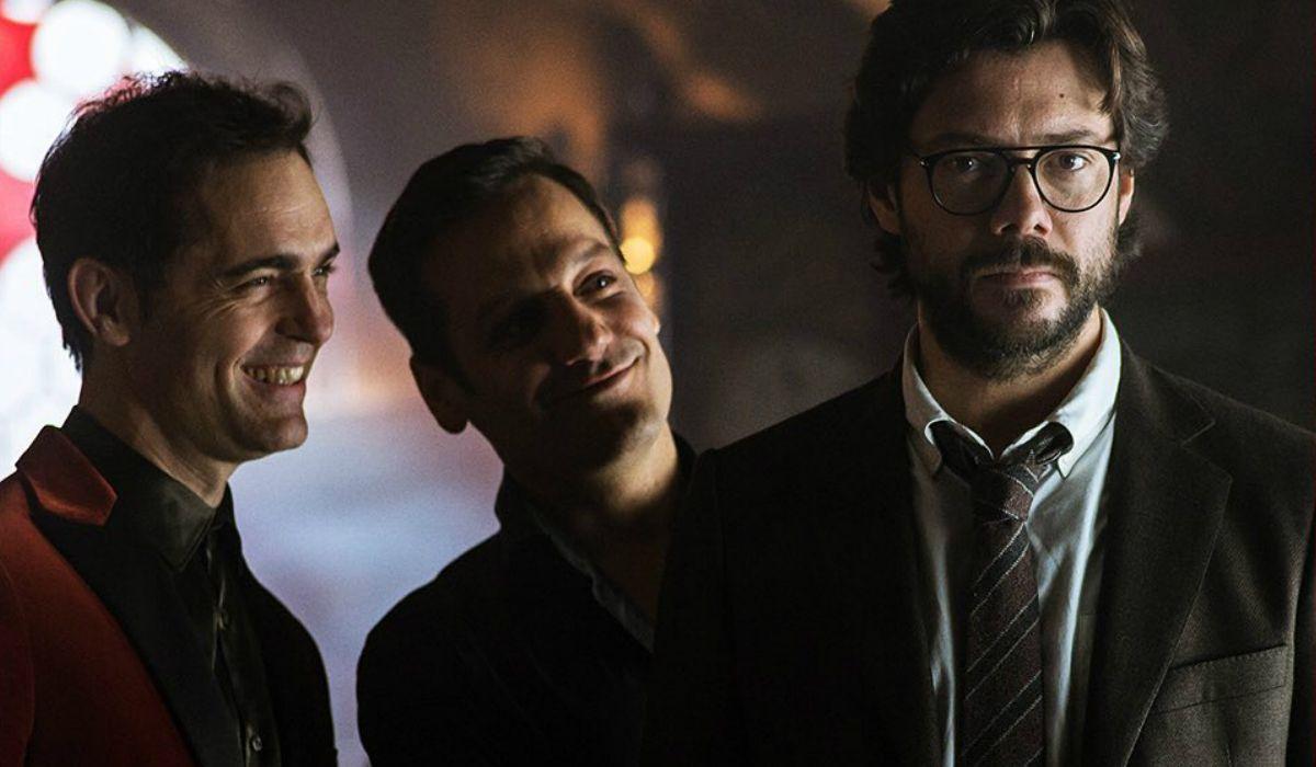 La Casa de Papel tendrá una cuarta temporada