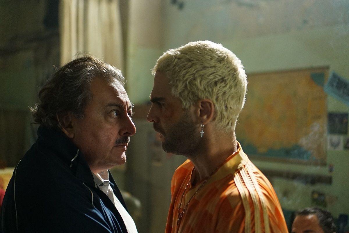 ¿Qué pasará con Mario Borges y Diosito en El Marginal 3? (gentileza Cony La Greca)