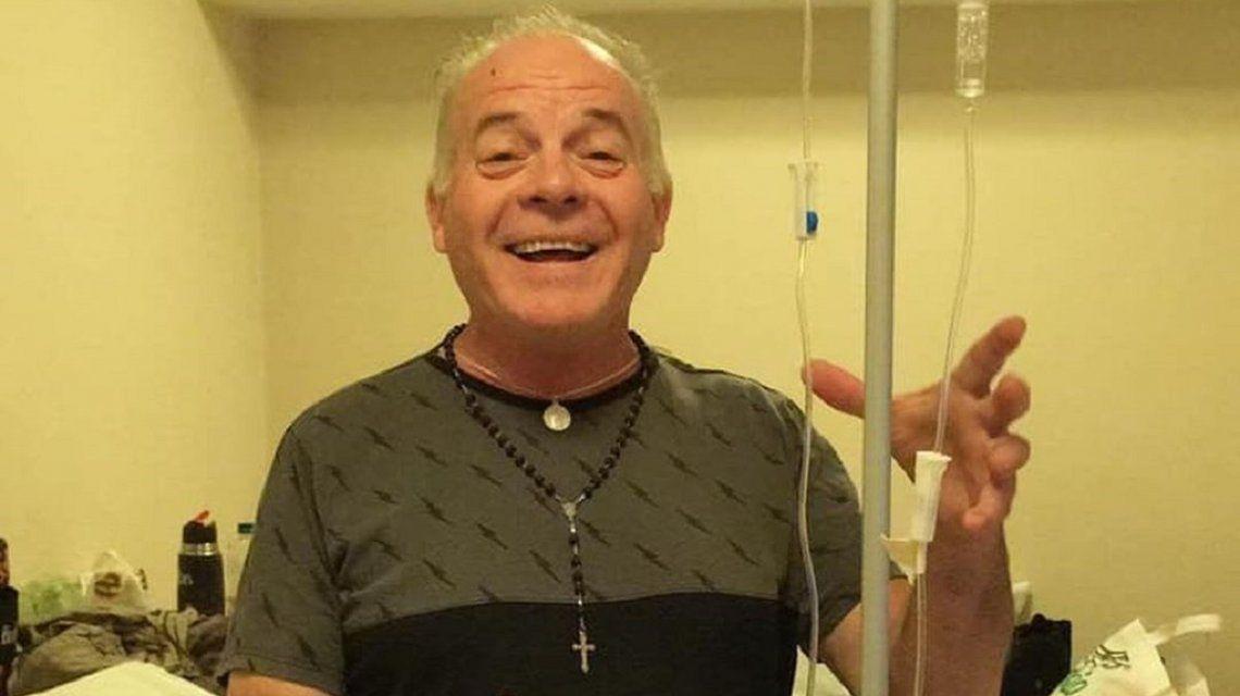 Murió Jorge Grenón, el ex guitarrista de Los Palmeras