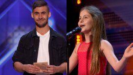 El mago de la cerveza y una nena de 10 años: lo mejor de Americas Got Talent