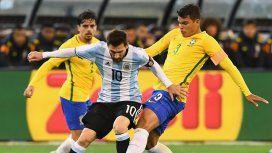 Los cambios en la programación de la TV por Argentina – Brasil