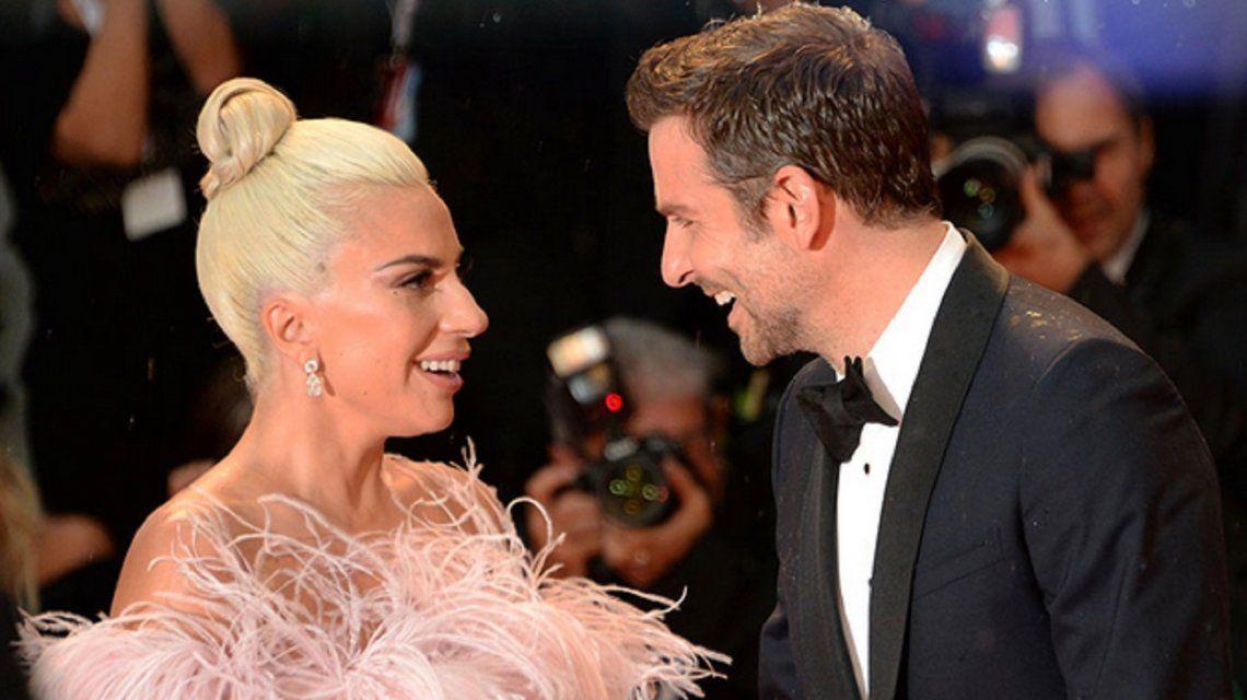 Una revista sensacionalista asegura que Lady Gaga está embarazada de Bradley Cooper