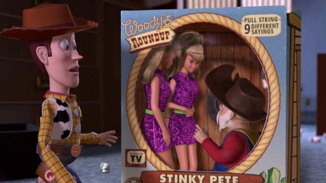 Disney eliminó una escena de acoso en Toy Story 2