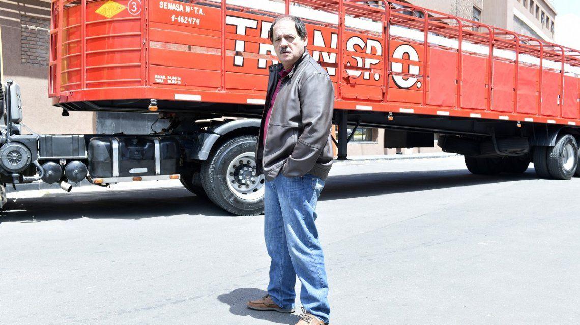 Julio Chávez es El Tigre Verón (gentileza TNT)