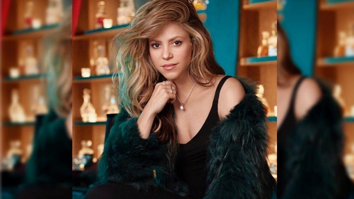 Shakira fue acusada de maltrato animal por una foto