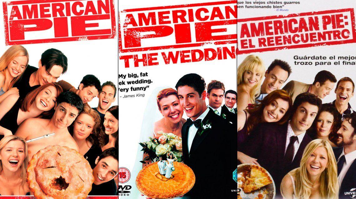 Los actores de American Pie se reencontraron a 20 años de su estreno