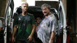 Diosito, James y Mario Borges (gentileza Cony La Greca)