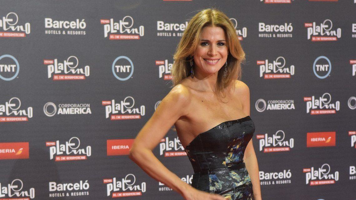 Flavia Palmiero festejó 53 años posando desnuda