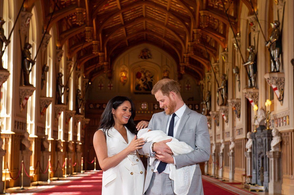 Por cuidar al hijo de Meghan y Harry ofrecen el equivalente a un departamento en pleno Centro porteño
