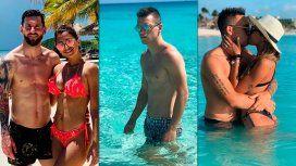 Las vacaciones paradisíacas de los jugadores de la Selección tras la frustrante Copa América