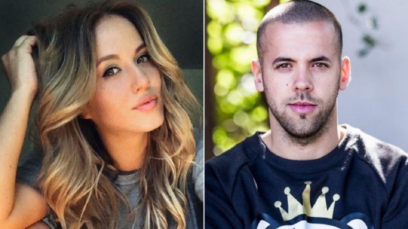 VIDEO: Flor Vigna y Mati Napp, a los besos en la calle