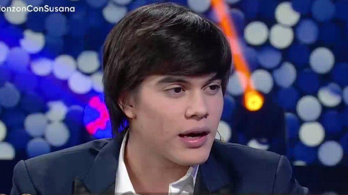El momento incómodo entre Susana Giménez y el nieto de Carlos Monzón