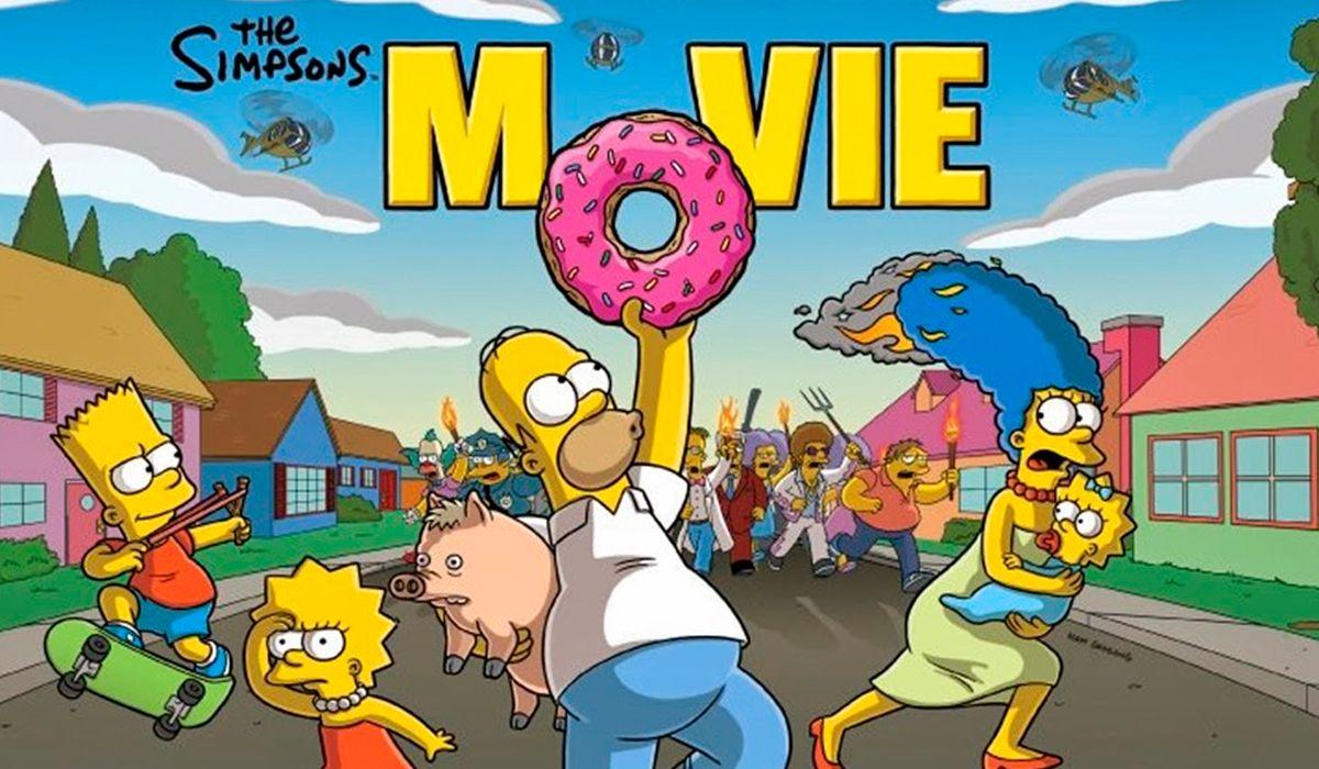 Matt Groening: Habrá otra película de Los Simpson