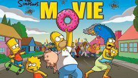 Confirman que habrá una segunda película de Los Simpson