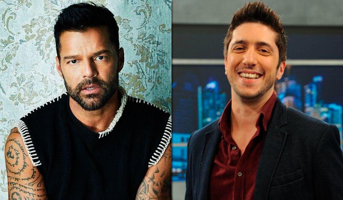 Jey Mammon se comparó con Ricky Martin en medio de las protestas en Puerto Rico