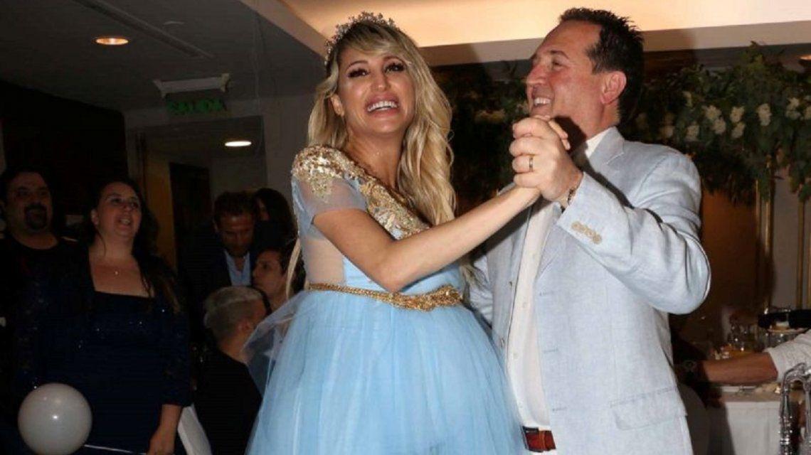 Vicky Xipolitakis denunció por violencia de género a Javier Naselli