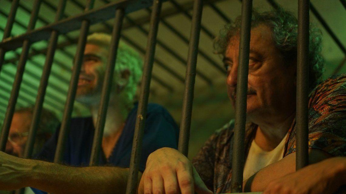 Nicolás Furtado y Claudio Rissi (gentileza Cony La Greca)