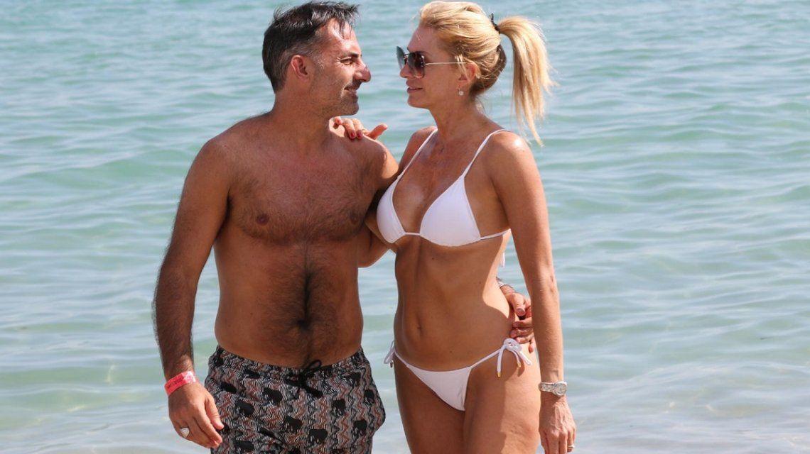 El tratamiento estético íntimo que Yanina le hace a Diego Latorre